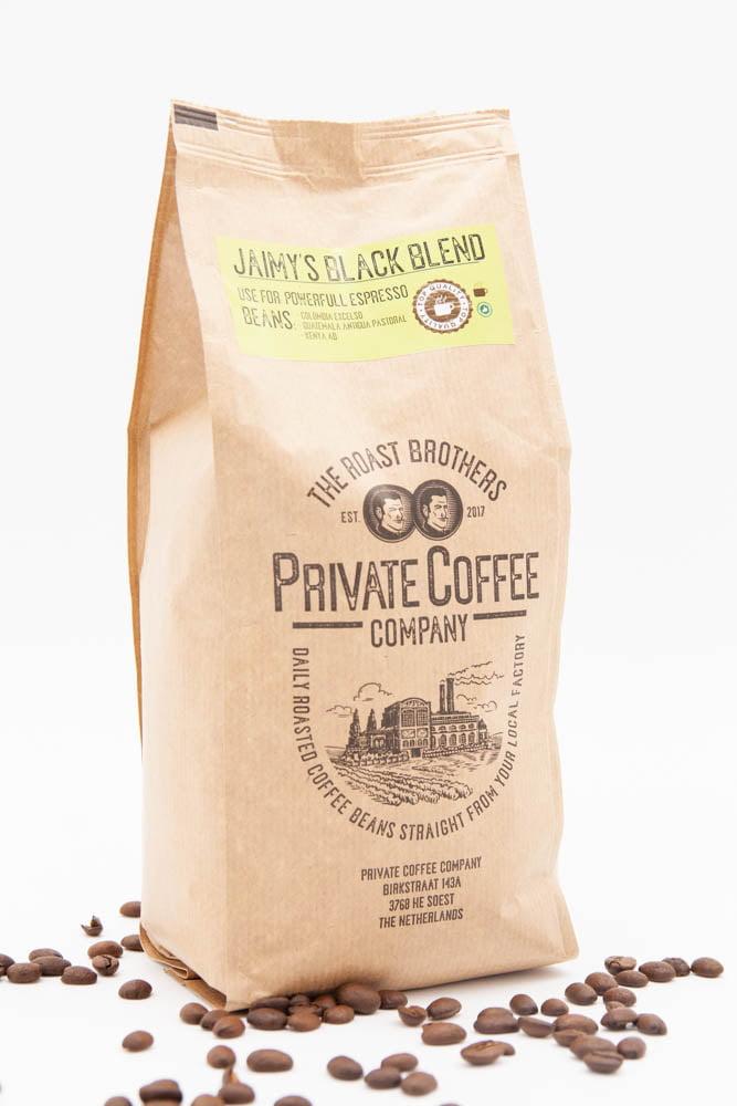 Koffiebonen | The Roast Brothers | Koffiebranderij | Jaimy's Black Blend