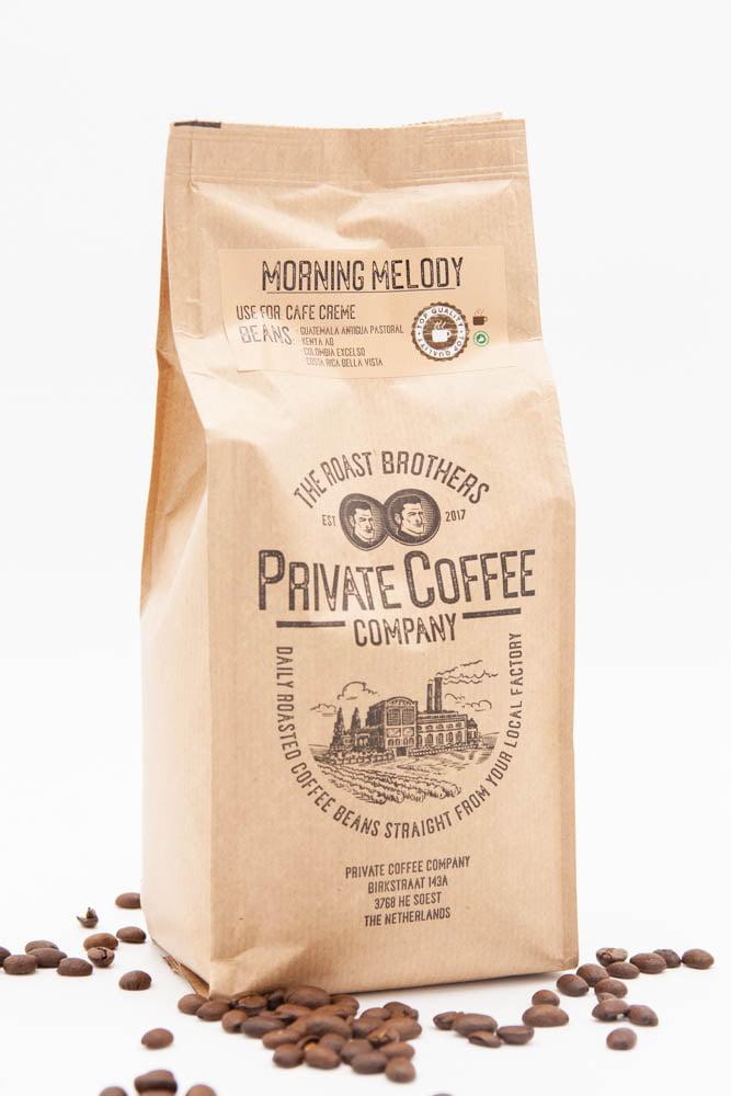 Koffiebonen   The Roast Brothers   Koffiebranderij   Morning Melody